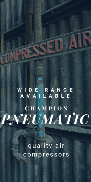 wide range of Champion pneumatics